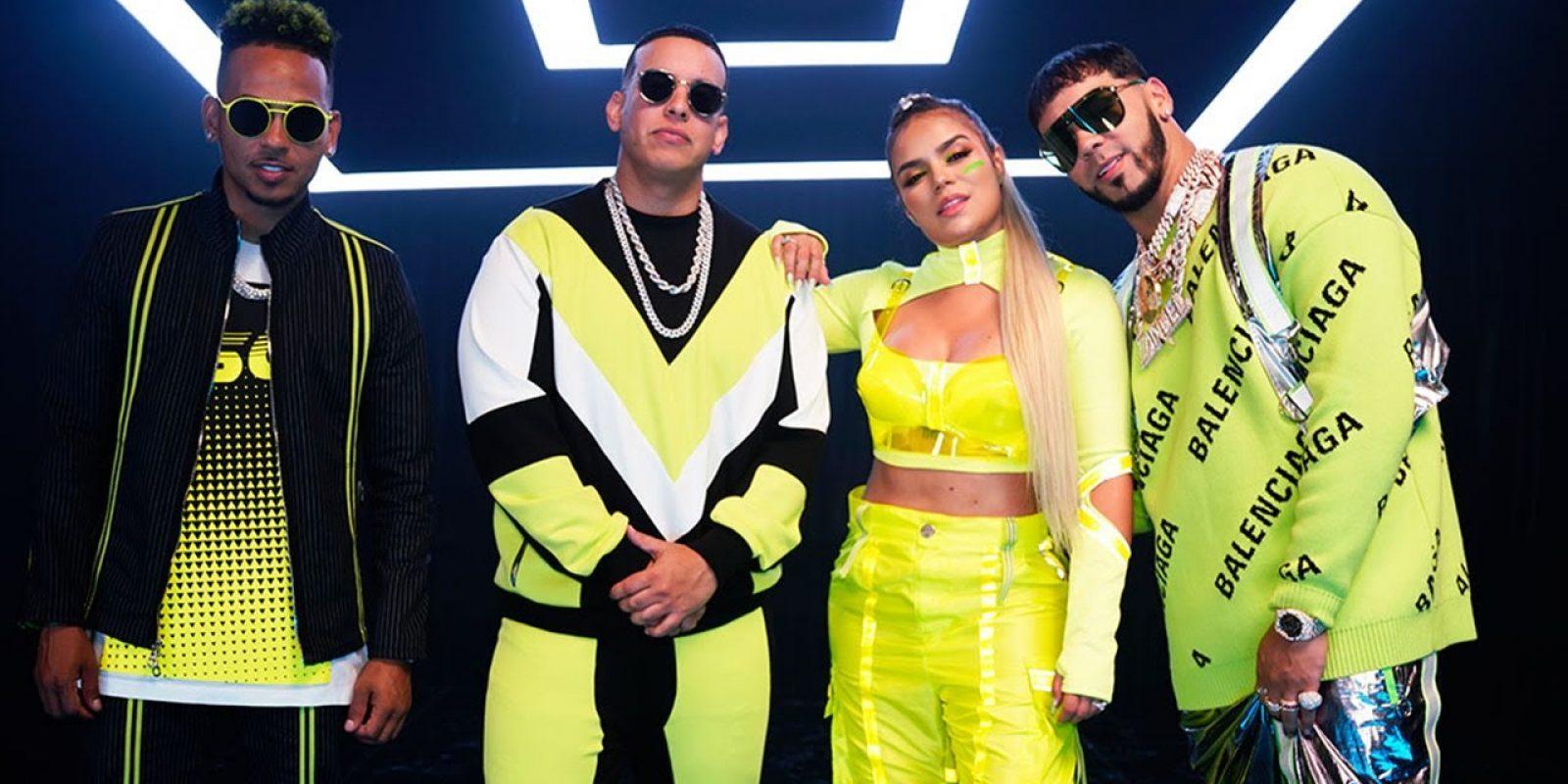 Playlist reggaeton
